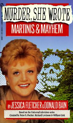 Martinis & Mayhem By Fletcher, Jessica